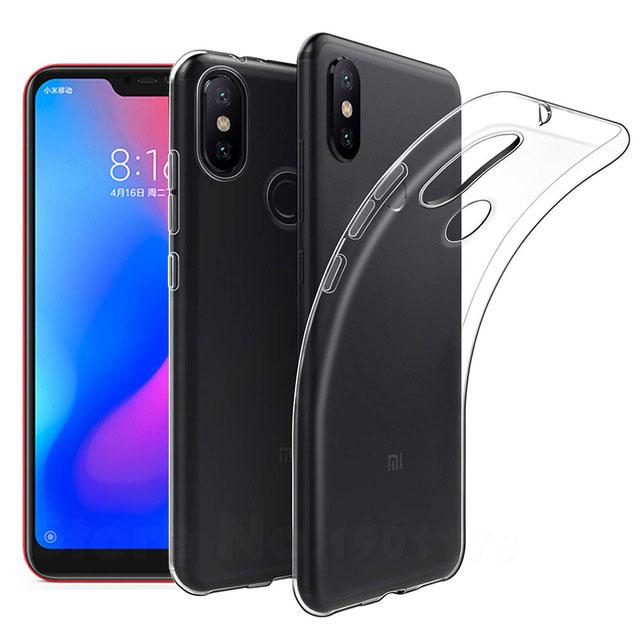 Xiaomi Redmi mix note S2 3 5 6X 5 6 8 6A S2 9T 9 9s K20 pro Max plus ốp dẻo trong chống sốc TPU ỐP LƯNG