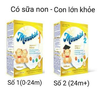 Sữa Minakid dạng gói 18g thumbnail