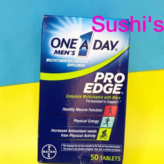 One a day pro Edge cho nam dưới 50