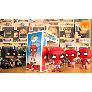 Mô hình Funko Pop Spider-man Home Coming (fullbox – real)