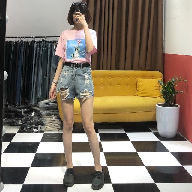 #S016CS short jeans