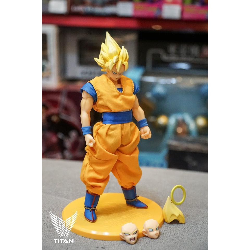 Mô hình Goku áo vải