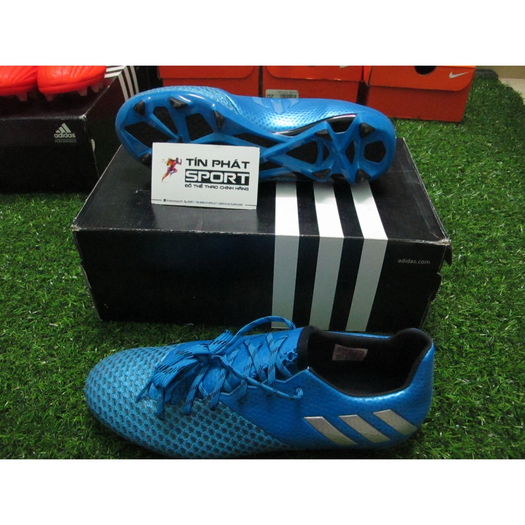 Giày đá bóng Adidas Messi 16.2 FG Chính Hãng