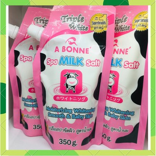 Muối Tắm Sữa Bò Tẩy Tế Bào Chết Cho Da ABone Spa Milk Salt thumbnail
