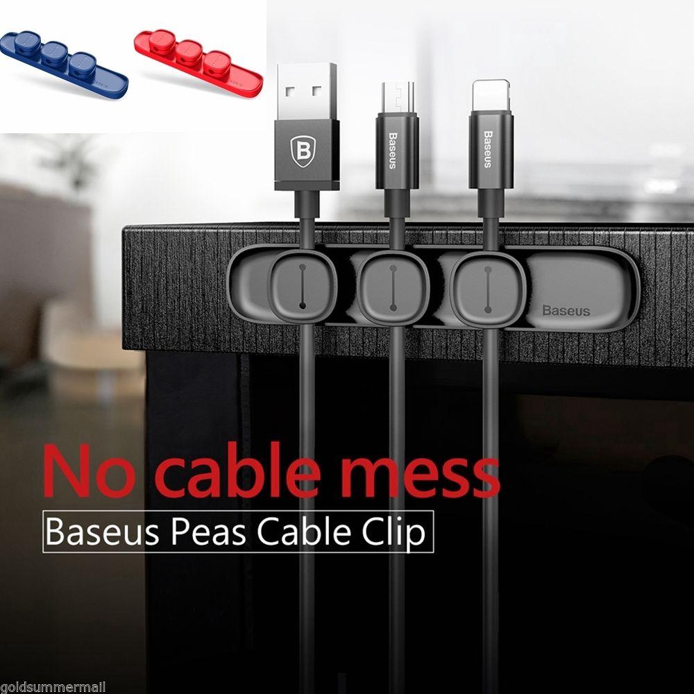 Bộ dụng cụ từ tính giữ dây sạc gọn gàng tiện dụng chất lượng cao