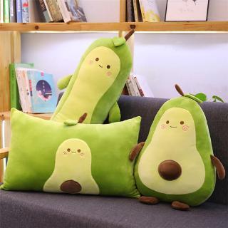 Fashion Popular Cute Stuffed Toys Gifts New 25/40/50/60CM Avocado Pillow Soft Plush Toy Doll