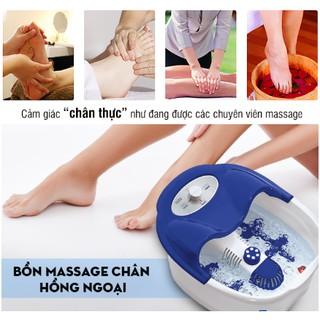 Bồn massage chân hồng ngoại Laica PC1301 (Bảo hành 12 tháng)