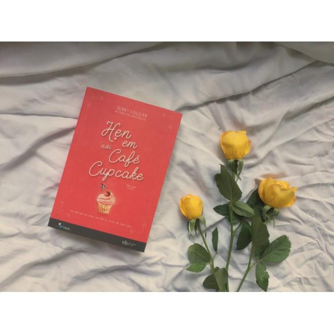 Sách - Hẹn Em Nơi Cafe Cupcake