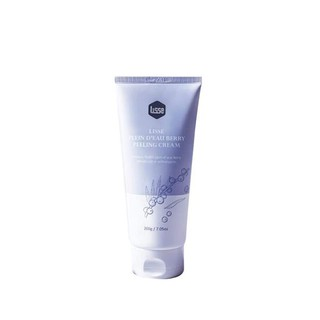 Tẩy Tế Bào Da Chết Lisse Real Hydro Plein D'eau Berry Peeling Cream Tuýp 200g