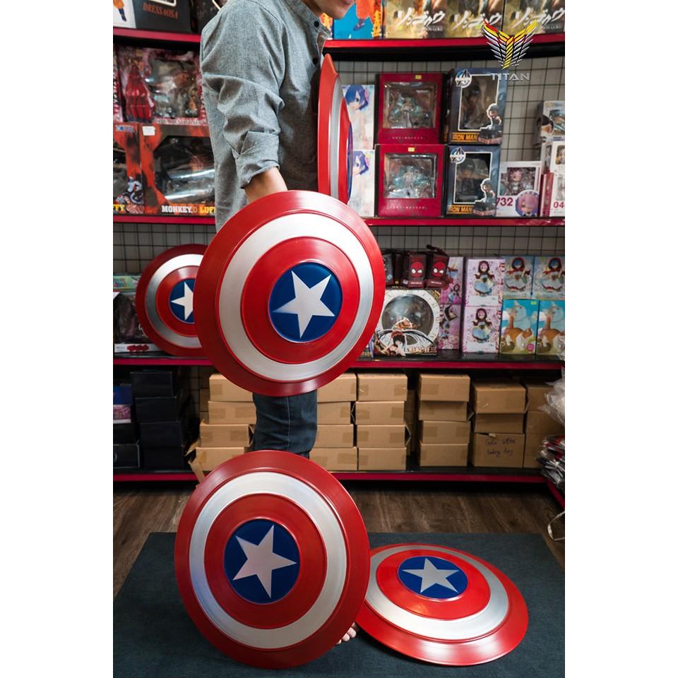 Khiên Captain America Kim Loại