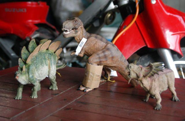 Mô hình sản phẩm T-rex Papo chính hãng