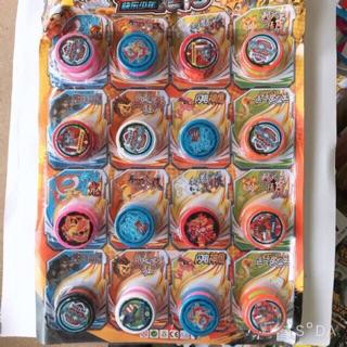 Yoyo nhựa 12 con giáp (16 chiếc)