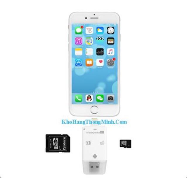 Đầu Đọc Thẻ Nhớ Cho iPhone, iPad, iOs - 154703823,322_154703823,250000,shopee.vn,Dau-Doc-The-Nho-Cho-iPhone-iPad-iOs-322_154703823,Đầu Đọc Thẻ Nhớ Cho iPhone, iPad, iOs