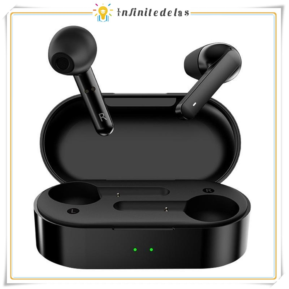 INFINITE Bluetooth 5.0Wireless Earphones Noise Reduction 3D Stereo Sports Earbuds