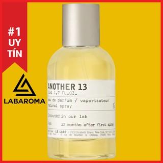 Le Labo Another 13 Tinh dầu nước hoa unisex lưu hương thơm lâu, treo xe hơi, làm dầu thơm, xông phòng 10ml nhập khẩu Anh