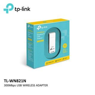 USB Wifi Chuẩn N TP-Link TL-WN821N Tốc Độ 300Mbps