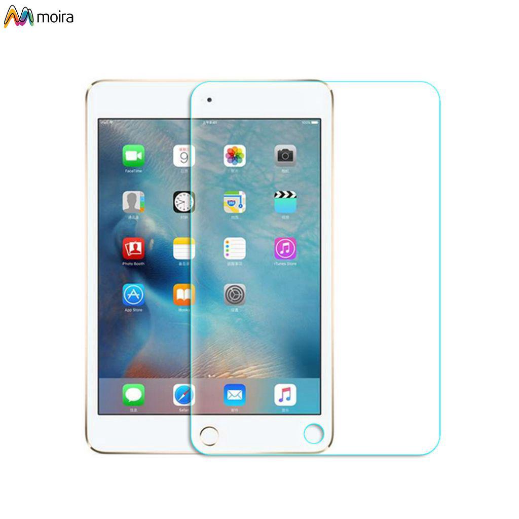 ☽ 2.5D Premium Tempered Glass Screen Protector Guard for Apple iPad 5/6 & Air 1/2 Moira