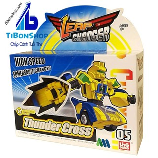 Tốc Chiến Thần Xa-Thunder Cross