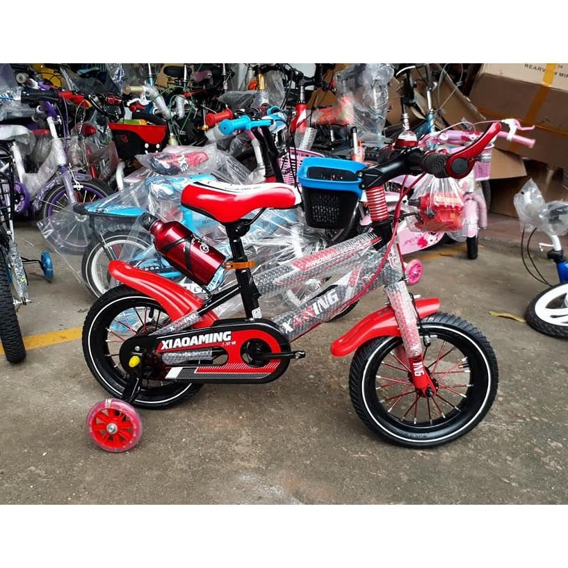 [Shopee siêu rẻ] Xe đạp địa hình cho bé 6-8t, 7-10t (bánh 18/20 inch)