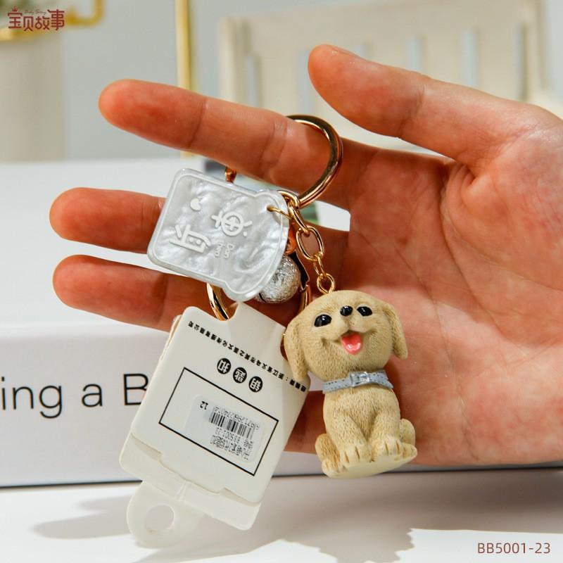 Móc khóa Chó chow chow - pug - poodle xinh xắn CHỈ CÓ TẠI T-STYLE SHOP
