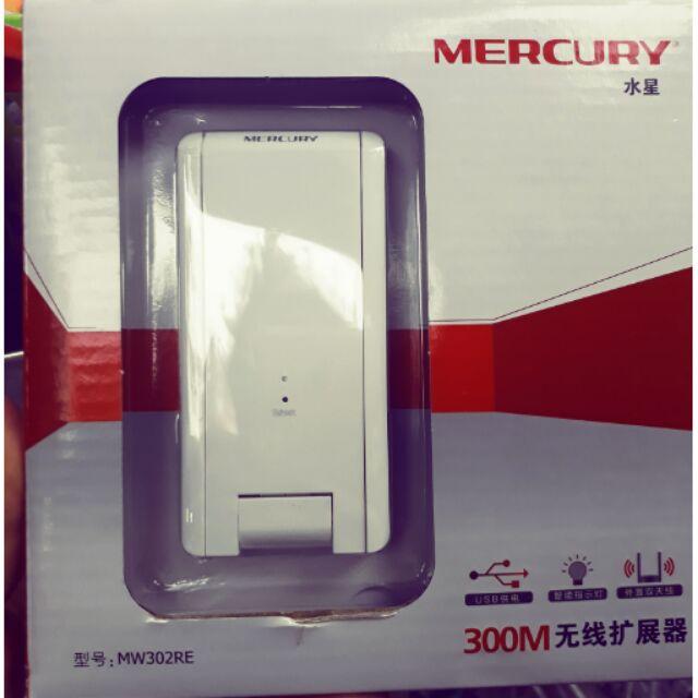 [Nhập ELCLMAY hoàn 30K xu đơn từ 200K]Kích sóng wifi Mercury 2 dâu ( BH 12 Tháng ) Giá chỉ 155.000₫
