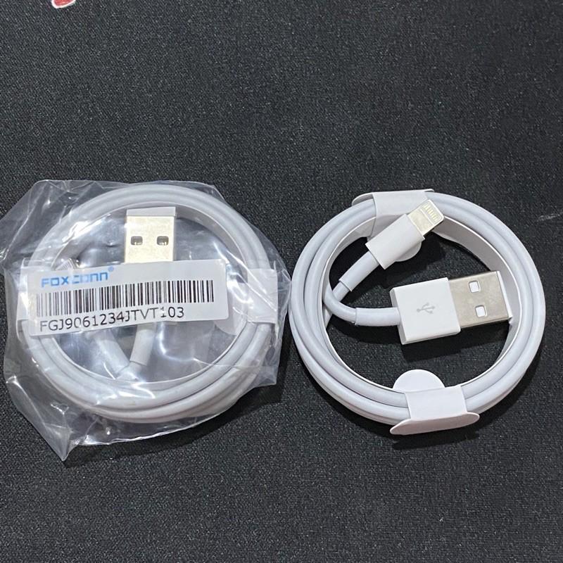 cáp sạc iphone foxcom 6ic 2 đầu bọc thép siêu bền