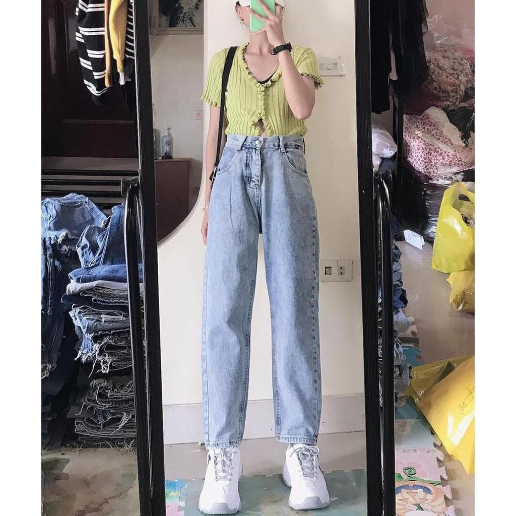 [Thanh lý] Quần jean 2hand + tặng kèm váy