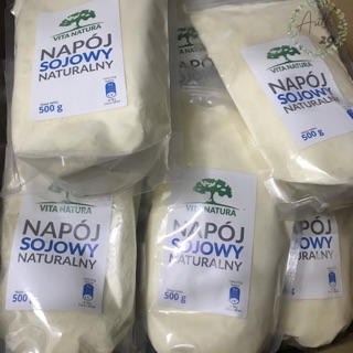 Sữa mầm đậu nành 500g Ba Lan 🇵🇱