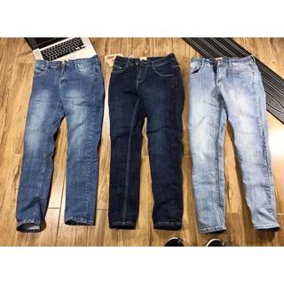 quần jean nam thơi trang