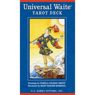 Bài Tarot Universal Rider Waite Bộ Cơ Bản thời trang