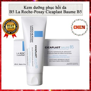 Kem dưỡng phục hồi da B5 La Roche-Posay Cicaplast Baume B5 40ml thumbnail