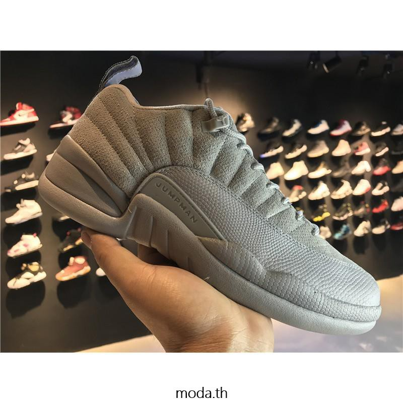 12 Air Shoes Nike Retro Sports Jordan Men Basketball Ready Stock W9IeH2EDYb