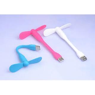 quạt USB mini 2 cánh siêu mát