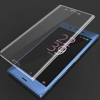 Sony X XA XA1 XA2 Ultra XZ XZ1 Plus Compact Premium Full Màn kính cường lực Curved Tempered Glass Film