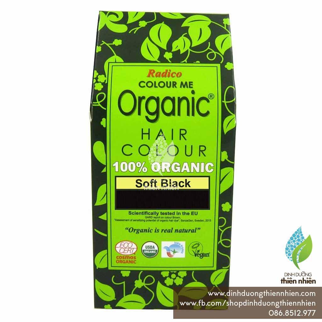Thuốc Nhuộm Tóc 100% Hữu Cơ Radico Colour Me Organic, 100g - 2527895 , 536197483 , 322_536197483 , 230000 , Thuoc-Nhuom-Toc-100Phan-Tram-Huu-Co-Radico-Colour-Me-Organic-100g-322_536197483 , shopee.vn , Thuốc Nhuộm Tóc 100% Hữu Cơ Radico Colour Me Organic, 100g
