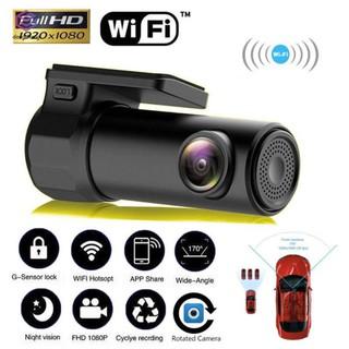 Yêu ThíchCamera hành trình xe hơi DVR 1080p có kết nối WiFi