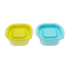 Hộp đựng thức ăn dặm cho bé Inomata 60mlx2 (Nhiều màu) - 2554661 , 637356039 , 322_637356039 , 65000 , Hop-dung-thuc-an-dam-cho-be-Inomata-60mlx2-Nhieu-mau-322_637356039 , shopee.vn , Hộp đựng thức ăn dặm cho bé Inomata 60mlx2 (Nhiều màu)