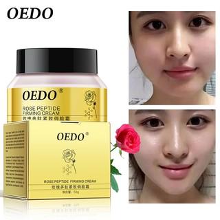 Kem OEDO tinh chất peptide hoa hồng ngăn ngừa lão hóa dưỡng da săn chắc dưỡng trắng giữ ẩm và chăm sóc da mặt thumbnail