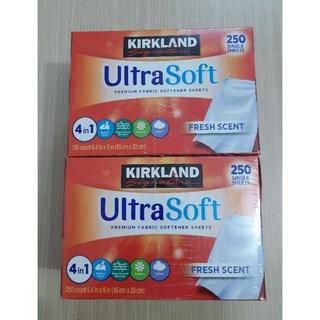 Giấy xã thơm quần áo kirkland ultr soft 500 miếng.
