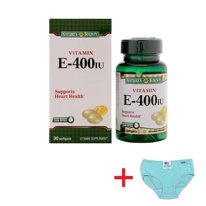 Viên Uống Vitamin E NATURE