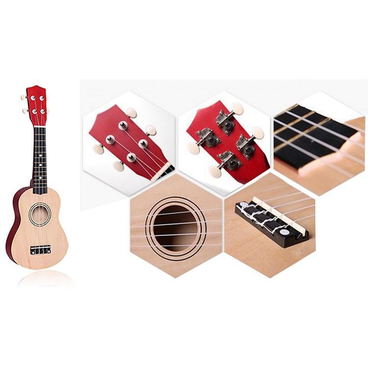 Đàn ukulele màu PL