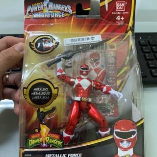 Dx Siêu nhân Đỏ Mighty Mophin chính hãng Bandai