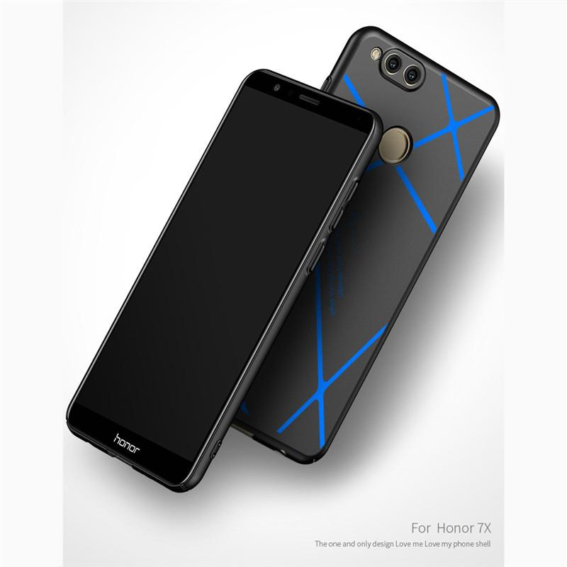 Fashion Design Plastic Phone Casing for Huawei Honor 7X Simple