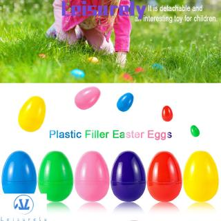 💜LEILY💜 12 Pcs Random Color Toys Accessories Games Crafts Add Treats Decoration Funny Filler Easter Eggs