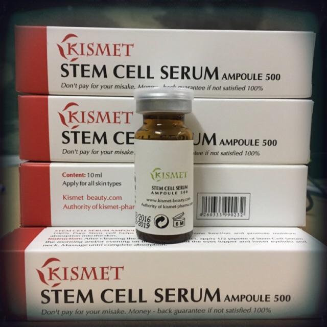 Tế bào gốc chyên trị sẹo, se lỗ chân lông của Đức Kismet (10ml) - 2968218 , 259702642 , 322_259702642 , 610000 , Te-bao-goc-chyen-tri-seo-se-lo-chan-long-cua-Duc-Kismet-10ml-322_259702642 , shopee.vn , Tế bào gốc chyên trị sẹo, se lỗ chân lông của Đức Kismet (10ml)