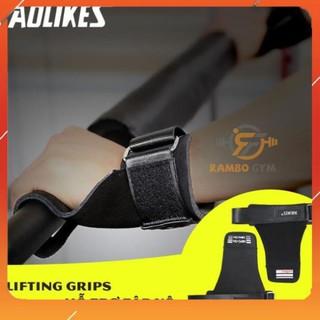 Phụ kiện gym - Lifting Grips chính hãng Aoilikes thumbnail