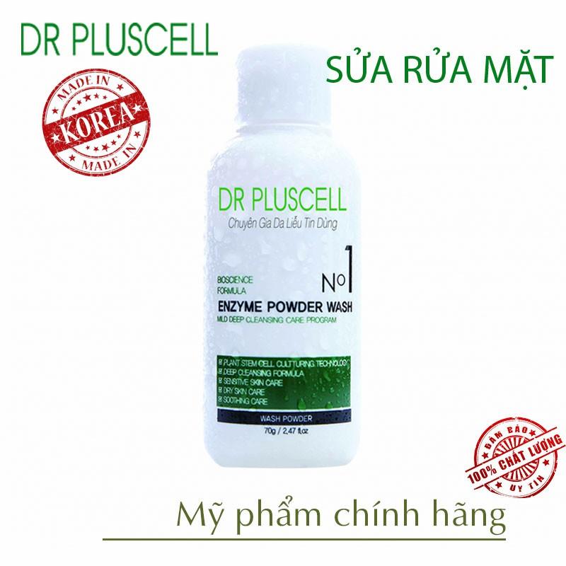 Sữa rửa mặt Enzyme Dr PlusCell Power Washc - Hàng chính hãng