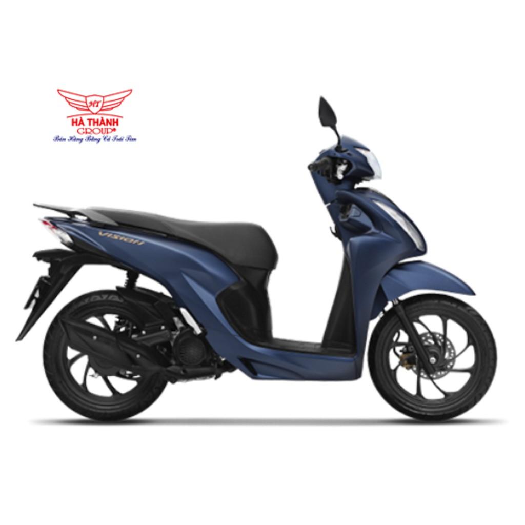 Xe Máy Honda Vision Cá Tính 2021 mới