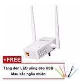 Bộ Mở Rộng Sóng Wifi Totolink EX200 (Trắng) + Tặng Đèn LED Xiaomi - Hãng Phân Phối Chính Thức - 2589431 , 157388812 , 322_157388812 , 229000 , Bo-Mo-Rong-Song-Wifi-Totolink-EX200-Trang-Tang-Den-LED-Xiaomi-Hang-Phan-Phoi-Chinh-Thuc-322_157388812 , shopee.vn , Bộ Mở Rộng Sóng Wifi Totolink EX200 (Trắng) + Tặng Đèn LED Xiaomi - Hãng Phân Phối Chín
