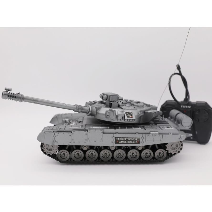 Xe tăng điều khiển từ xa xoay nòng súng SP013